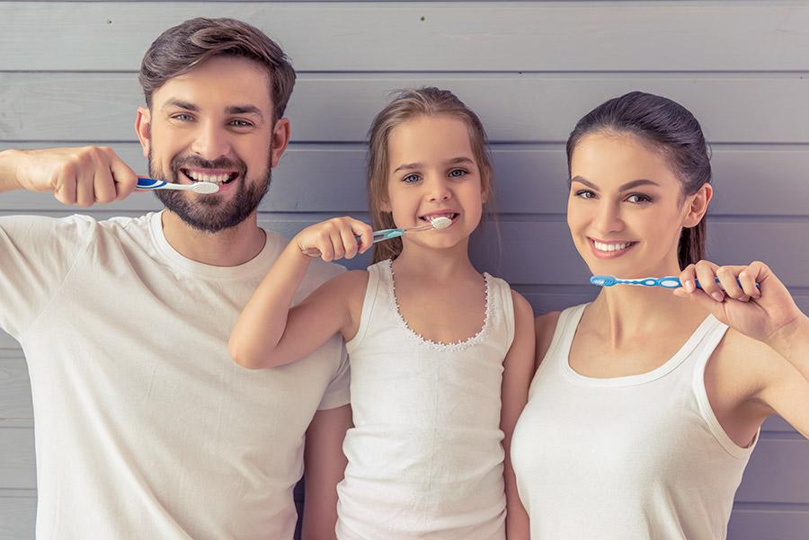 Подходяща четка за зъби