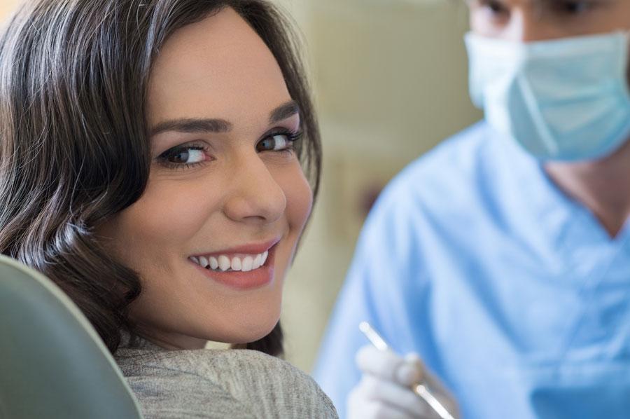 Dental bonding DSDent